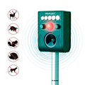 Wikoo Outdoor Solar Animal Repeller min: photo