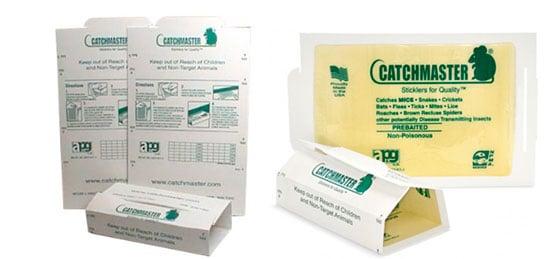 картонные ловушки Catchmaster от термитов: фото