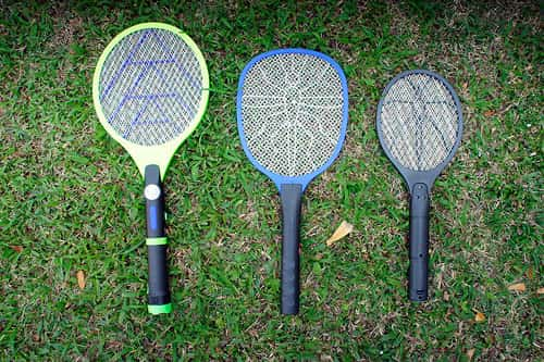Three Types Of Bug Zapper Rackets: photo