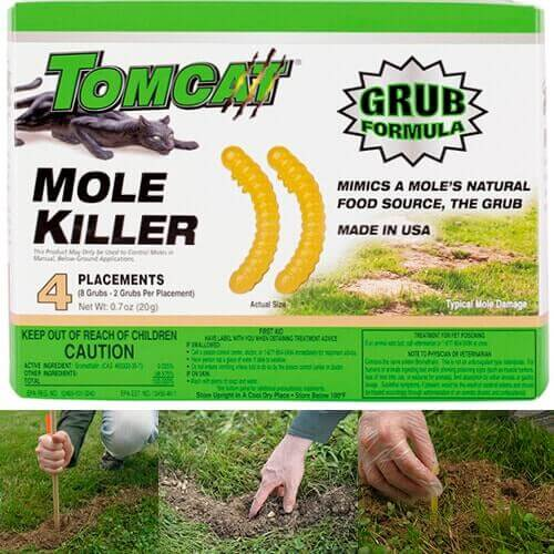 Best Selling Mole Poison Bait