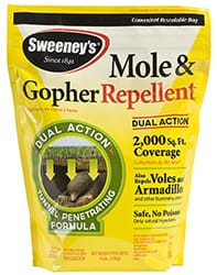 Sweeney's Mole & Gopher Repellent