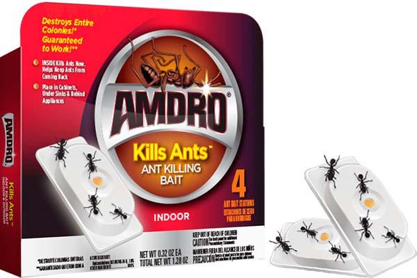 Amdro indoor Ants Bait Stations: photo