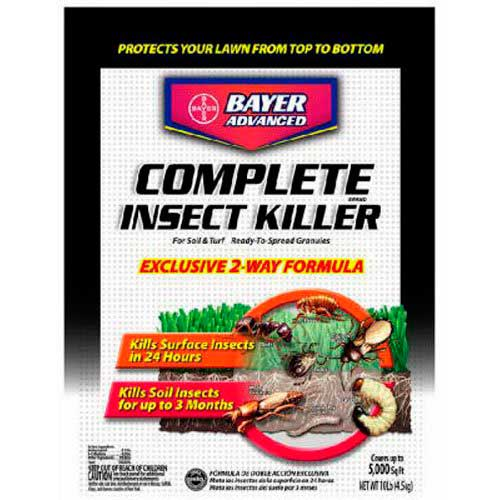 Insect Killer for Soil and Turf Granules