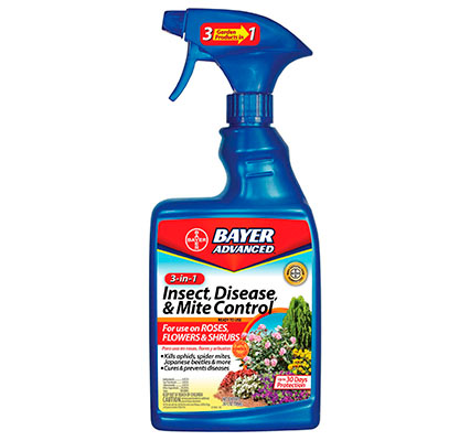 Bayer Advanced 701290 3 in 1 Insect Disease and Mite Control: photo