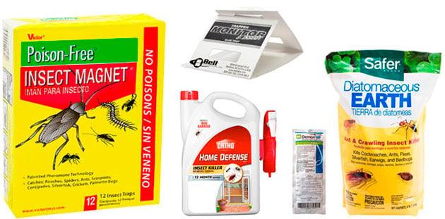 Best Centipede Sprays Traps Dusts: photo