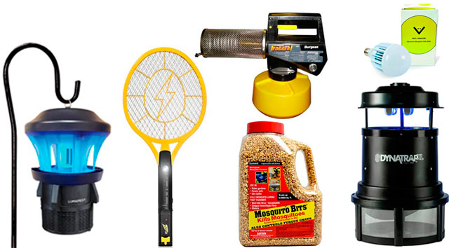 Best Mosquito Killers: photo