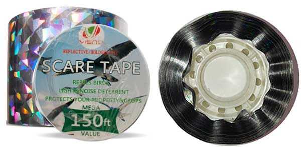 Scare Tape: photo