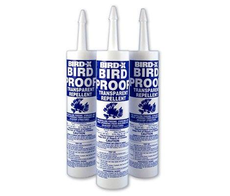 Bird X Bird Proof Gel Repellent: photo