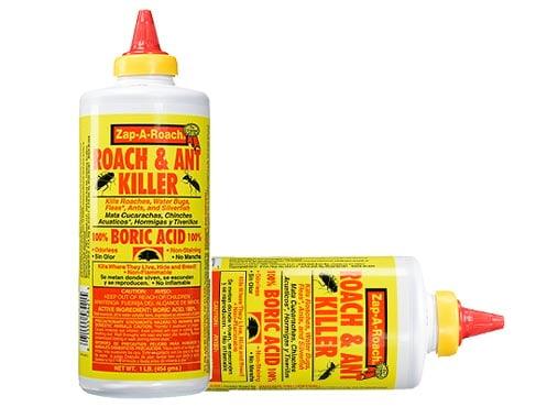 acido borico para matar cucarachas: foto