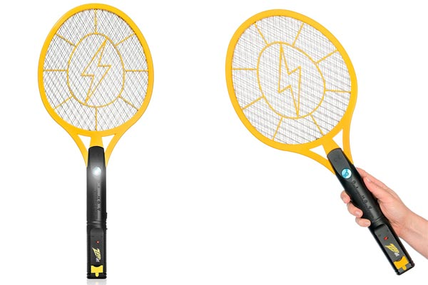 Zap-It! Electric Fly Swatter: photo