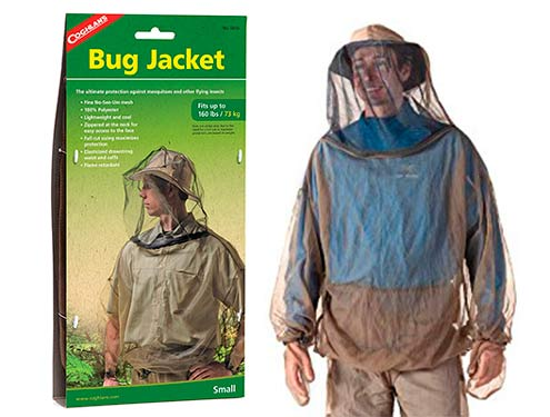 bug jacket: photo