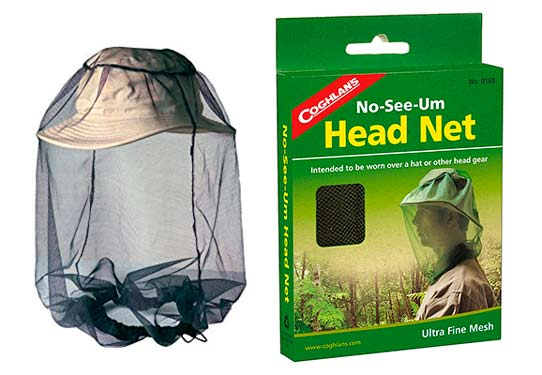 Head Net: photo