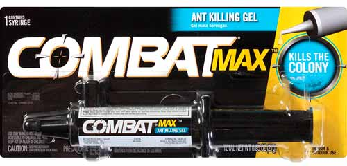 Combat Max, Ant Killing Gel - For Indoor Use
