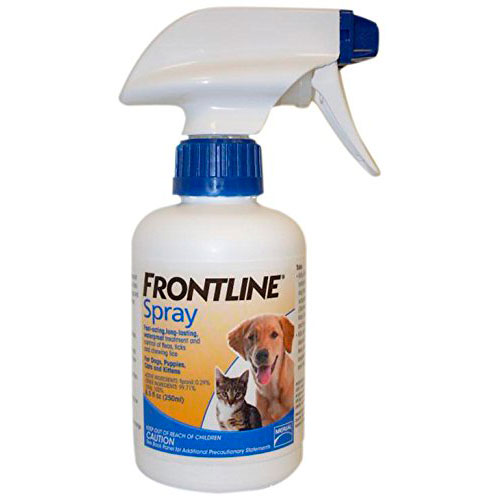 Flea Spray for Cats - Frontline: photo