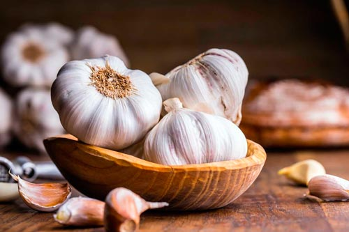 how to exterminate roaches with a garlic: photo
