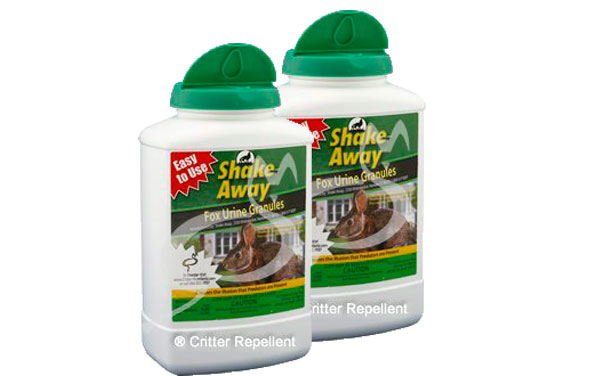 Shake-Aways All Natural Small Critter Repellent
