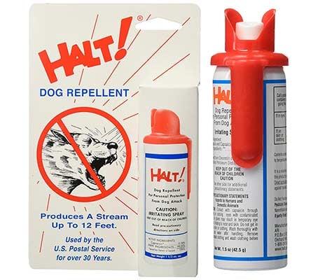 HALT Dog Repellent Spray: photo