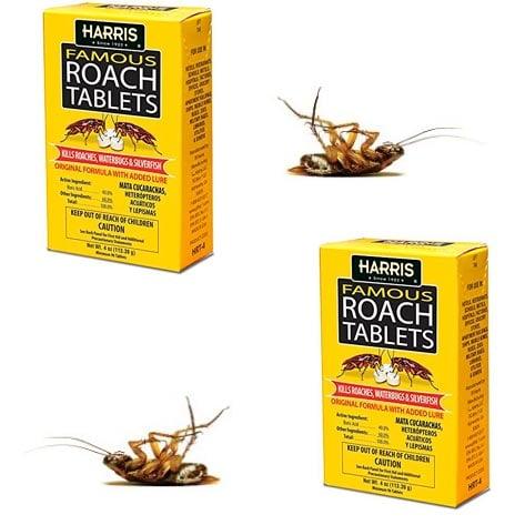 Tabletas para Cucarachas Harris: foto