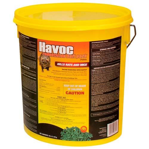 Havoc - яд от грызунов: фото