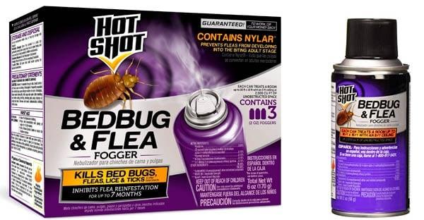 Hot Shot 95911 Bedbug and Flea Fogger: photo