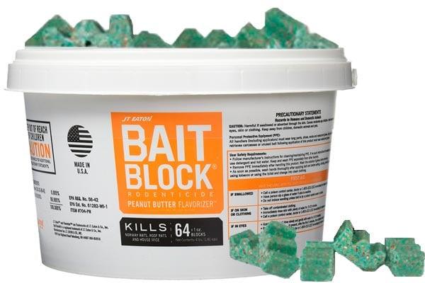 JT Eaton Rat & Mouse Refillable Bait Block: photo