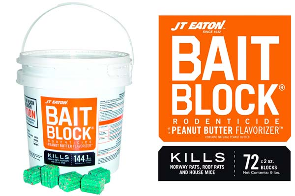 JT Eaton 709-PN Bait for rats and mice: photo