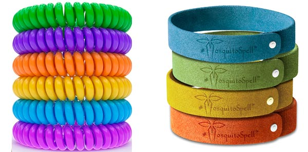 Mosquito Repellent Bracelets: photo