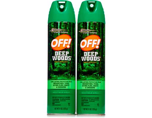 Deep Woods Insect Repellent: photo