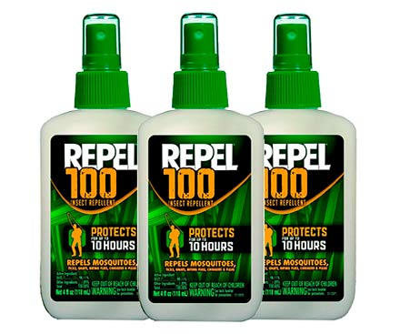 Repel 100 Insect Repellent: photo