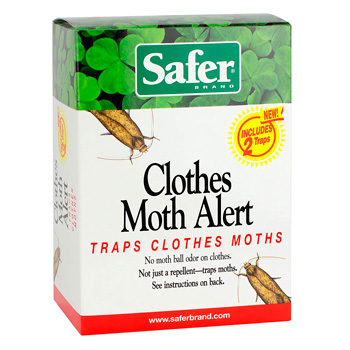 Safer Brand 07270 Clothes Moth Alert Trap: photo
