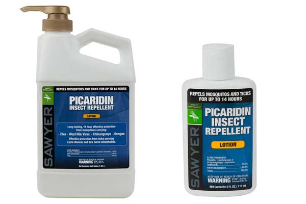 Insect Repellent with 20% Picaridin: photo