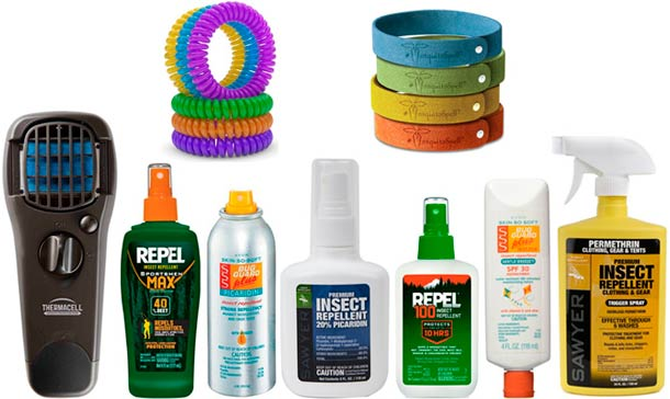 Best Mosquito Repellents: photo