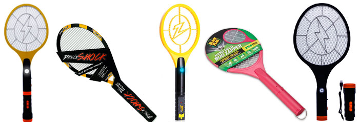 Best Bug Zapper Racket: photo