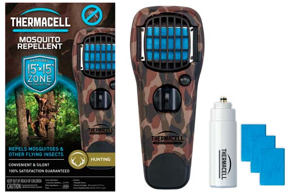 Thermacell Portable Mosquito Repellers: photo