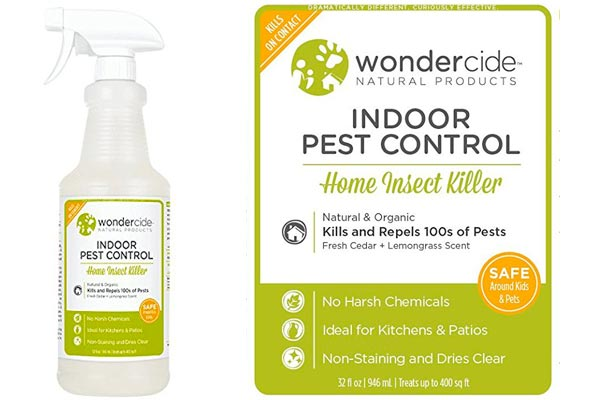 Wondercide Mosquitoes Spray For Dogs: photo