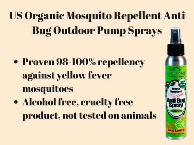 mosquito spray repellent for babies