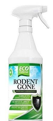 Eco Defense Mice Repellent, 16 Ounce