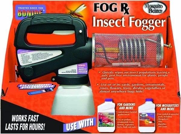 Fumigador de insectos de propano Bonide 420 Fog-Rx