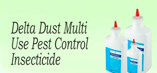 Delta Dust Multi Use Pest Control Insecticide