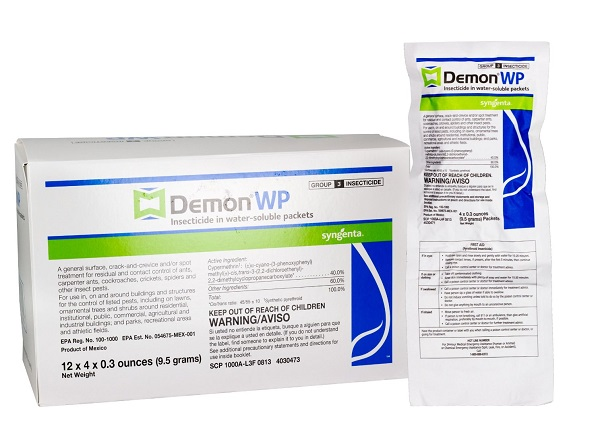 demon wp insecticida