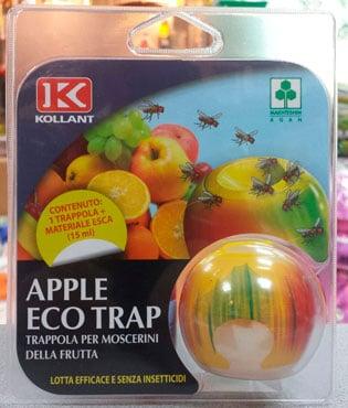 para moscas de la fruta