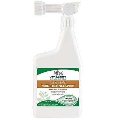 Vet Meilleur antipuces Yard et Kennel Spray