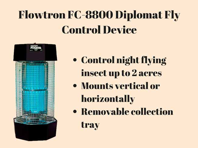Flowtron FC-8800 Diplomat Fly Control Device