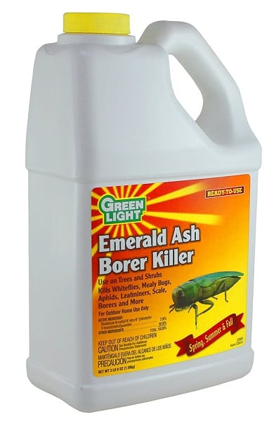 GREEN LIGHT Emerald Ash Borer Killer
