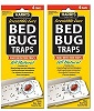 Bed Bug Traps Climbup Bed Bug Traps to Getting Rid of Bed Bugs: Scientifically Approved Bed Bug Traps ...