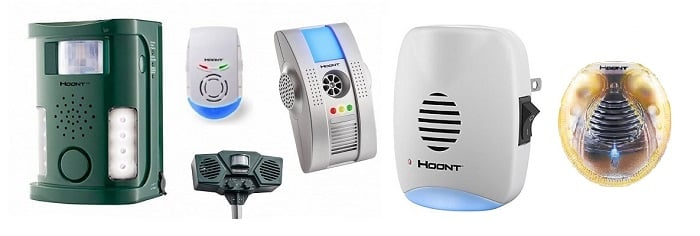 Hoont™ Powerful Electronic Animal & Pest Repeller