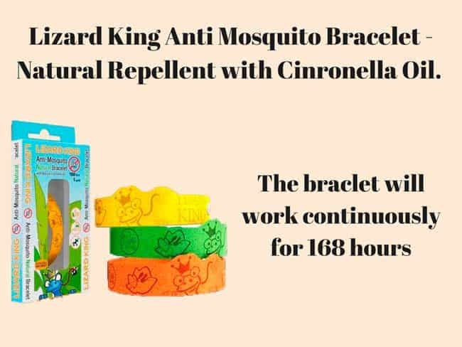 anti-mosquito bracelets for babies & kids
