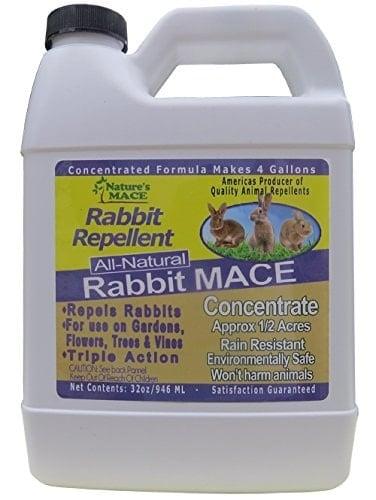 Repelente Concentrado para Conejos Nature's Mace