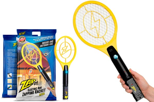 Zap-It! Mini Electric Fly Swatter: photo