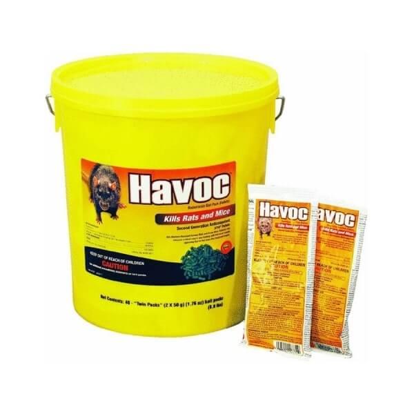 Havoc Rat & Mouse Bait Review